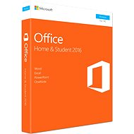 Microsoft Office 2016 Home and Student ENG
