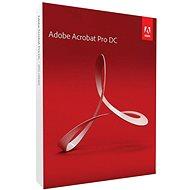 Adobe Acrobat Pro DC v 2017 CZ
