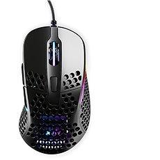 XTRFY Gaming Mouse M4 RGB Čierna