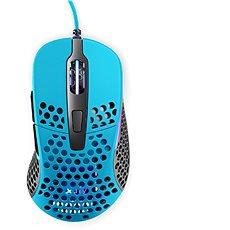XTRFY Gaming Mouse M4 RGB Modrá