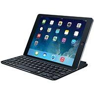 Kryt klávesnice Logitech Ultrathin pre iPad Air Black