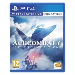 Ace Combat 7: Skies Unknown (Hra PS4)