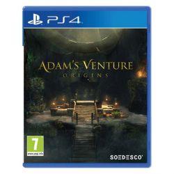 Adams Venture Origins (Hra PS4)