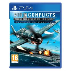 Air Conflicts: Pacific Carriers (PlayStation 4 Edition) (Hra PS4)