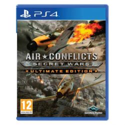 Air Conflicts: Secret Wars (Ultimate Edition) (Hra PS4)