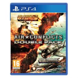 Air Conflicts: Vietnam (Ultimate Edition)   Air Conflicts: Pacific Carriers (PlayStation 4 Edition) (Double Pack) (Hra PS4)