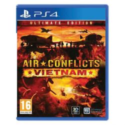 Air Conflicts: Vietnam (Ultimate Edition) (Hra PS4)