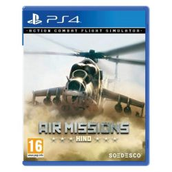 Air Missions: Hind (Hra PS4)