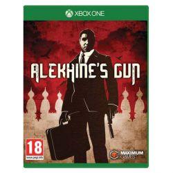 Alekhine's Gun (Hra XboxOne)
