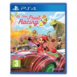 All-Star Fruit Racing (Hra PS4)