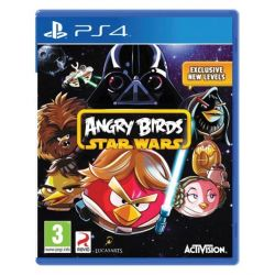 Angry Birds: Star Wars (Hra PS4)