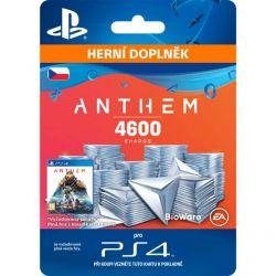 Anthem (CZ 4600 Shards Pack) (Hra PS4)