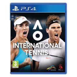 AO International Tennis  (Hra PS4)