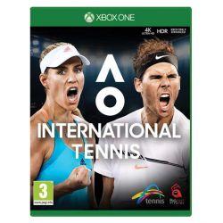 AO International Tennis  (Hra XboxOne)