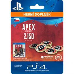 Apex Legends (CZ 2150 Apex Coins) (Hra PS4)