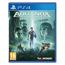 Aquanox: Deep Descent (Hra PS4)