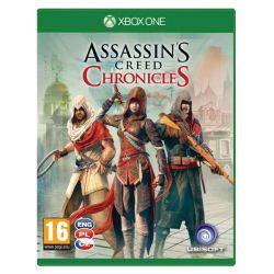 Assassin's Creed Chronicles CZ (Hra XboxOne)