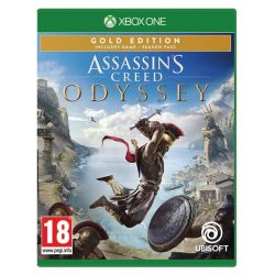 Assassin's Creed: Odyssey (Gold Edition) (Hra XboxOne)