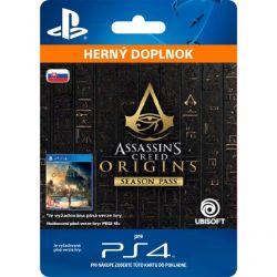 Assassin's Creed: Origins CZ (SK Season Pass) (Hra PS4)