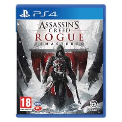 Assassin's Creed: Rogue (Remastered) (Hra PS4)