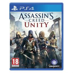 Assassin's Creed: Unity (Hra PS4)