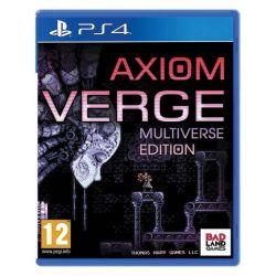 Axiom Verge (Multiverse Edition) (Hra PS4)