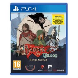 The Banner Saga Trilogy (Bonus Edition) (Hra PS4)