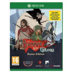 The Banner Saga Trilogy (Bonus Edition) (Hra XboxOne)