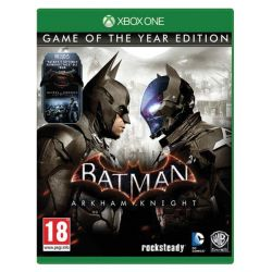 Batman: Arkham Knight (Game of the Year Edition) (Hra XboxOne)