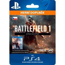 Battlefield 1: Apocalypse (CZ) (Hra PS4)