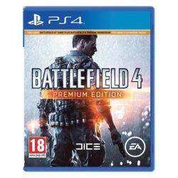 Battlefield 4 (Premium Edition) (Hra PS4)