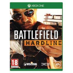 Battlefield: Hardline (Hra XboxOne)