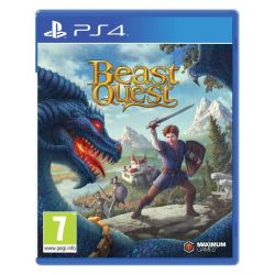 Beast Quest (Hra PS4)