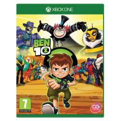 Ben 10 (Hra XboxOne)