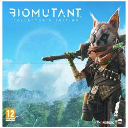 Biomutant (Collectors Edition) (Hra PS4)