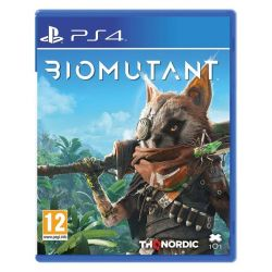 Biomutant (Hra PS4)