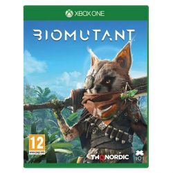 Biomutant (Hra XboxOne)