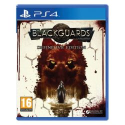 Blackguards (Definitive Edition) (Hra PS4)