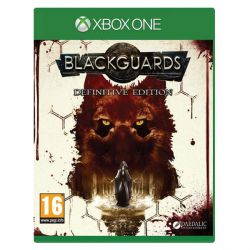 Blackguards (Definitive Edition) (Hra XboxOne)