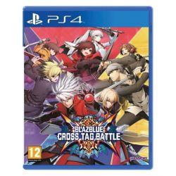 BlazBlue: Cross Tag Battle (Hra PS4)