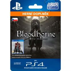 Bloodborne (CZ The Old Hunters) (Hra PS4)