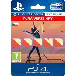 Bound VR (CZ) (Hra PS4)