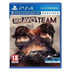 Bravo Team (Hra PS4)