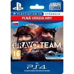 Bravo Team (SK) (Hra PS4)