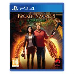 Broken Sword 5: The Serpent's Curse (Hra PS4)