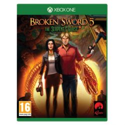 Broken Sword 5: The Serpent's Curse (Hra XboxOne)