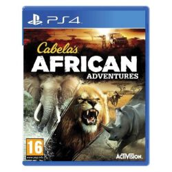 Cabela's African Adventures (Hra PS4)