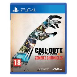 Call of Duty: Black Ops 3 (Zombies Chronicles) (Hra PS4)