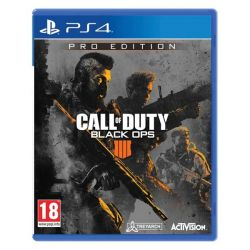 Call of Duty: Black Ops 4 (Pro Edition) (Hra PS4)