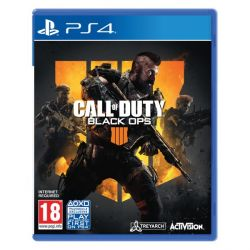 Call of Duty: Black Ops 4 (Hra PS4)